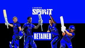 London Spirit retain four players