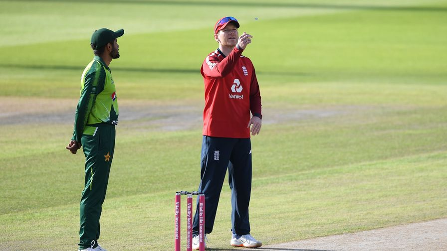 England men's T20 side confirms Pakistan tour in October 2021