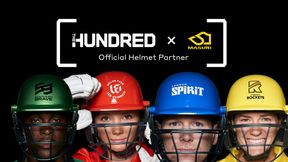 Masuri named Official Helmet Supplier of The Hundred