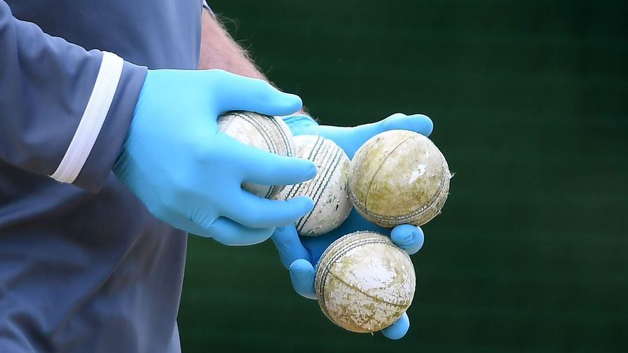 COVID-19 update on cricket in England and Wales