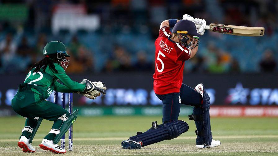 England Women to tour Pakistan in October