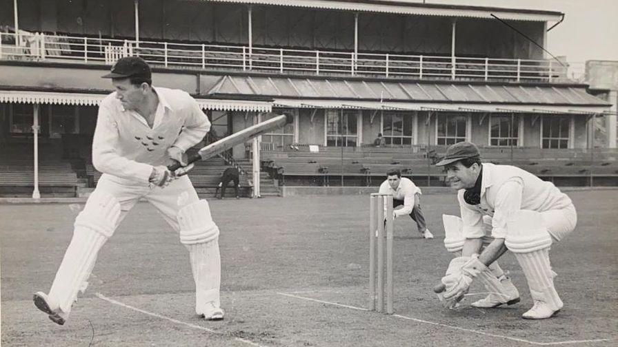 Former England international Don Smith passes away