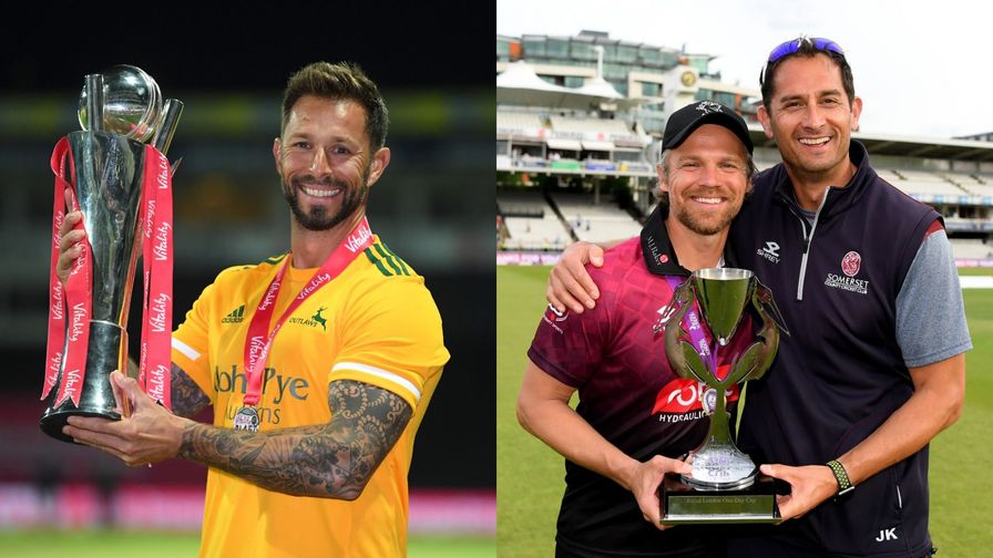 Vitality Blast and Royal London Cup 2021 fixtures announced