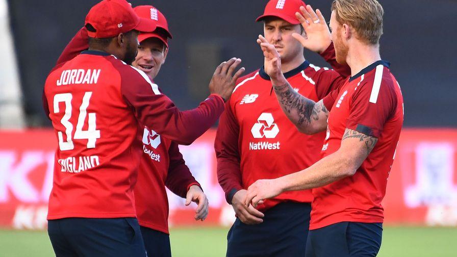 England Men name IT20 squad for India tour