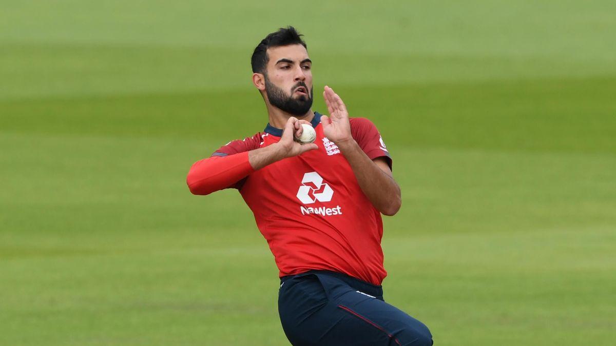 Saqib Mahmood has impressed for England