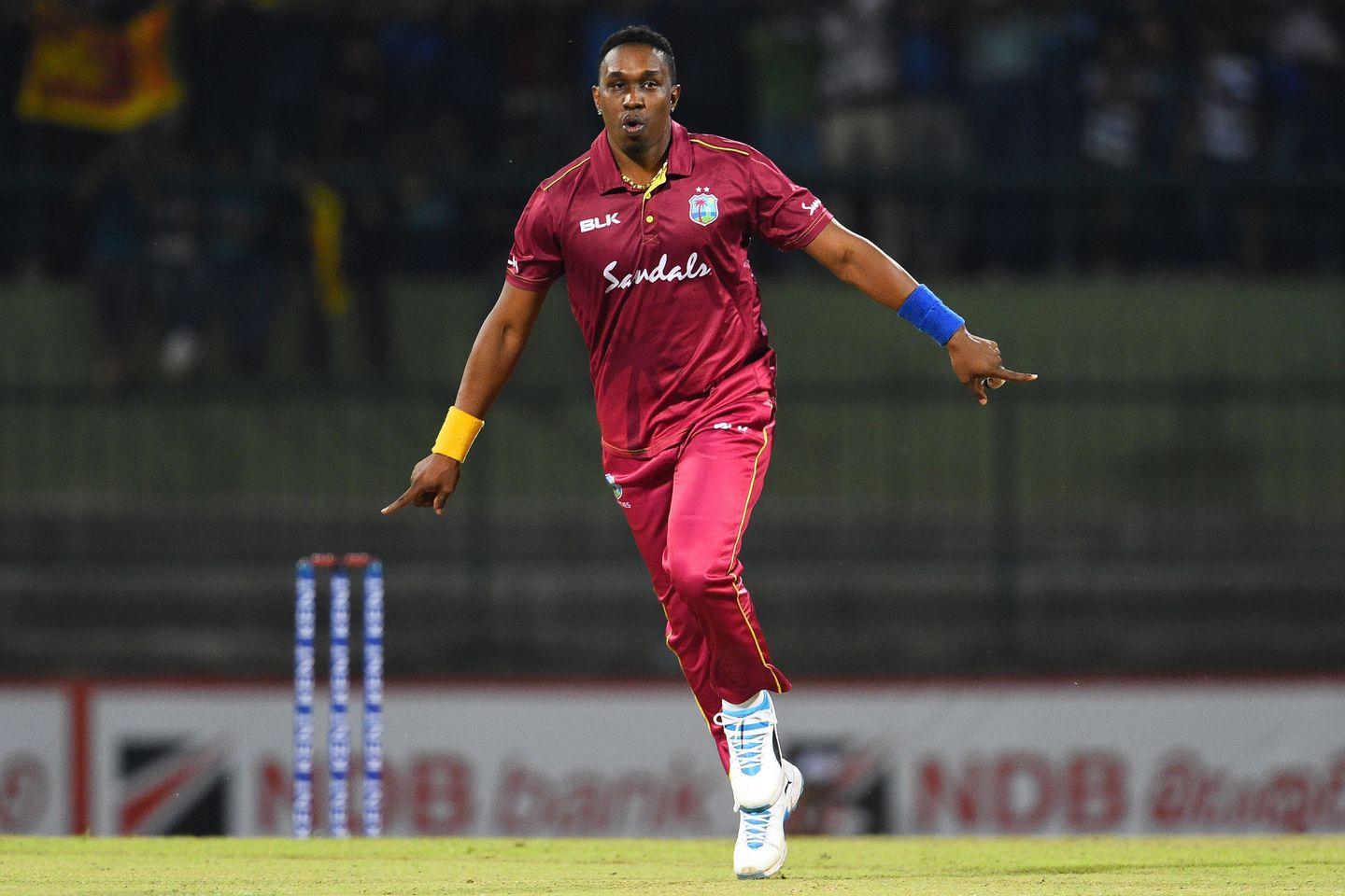 Dwayne Bravo is one of the world's most talented players