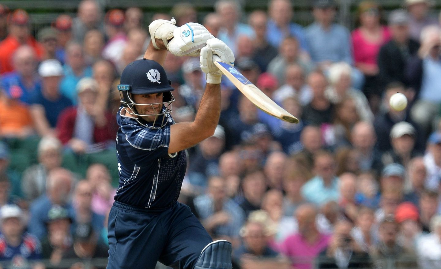 Kyle Coetzer has had a magnificent career with Scotland