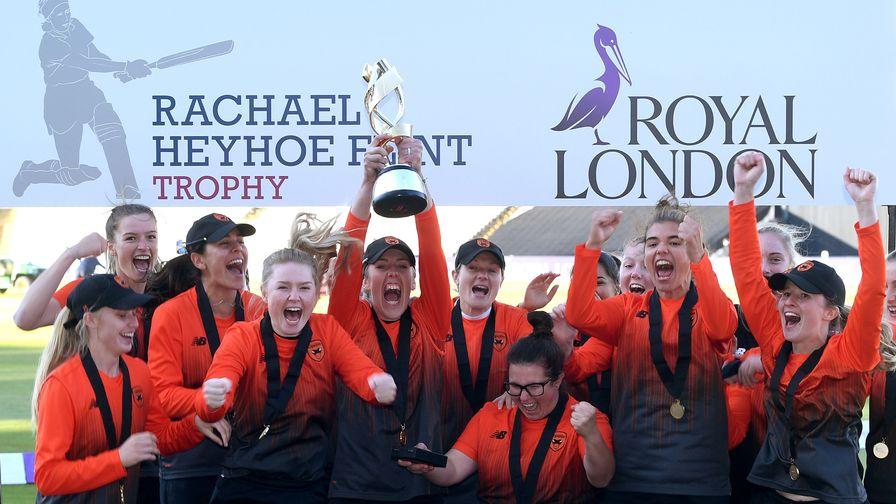 Women's domestic fixtures announced: Rachael Heyhoe Flint Trophy returns alongside new Regional T20 competition