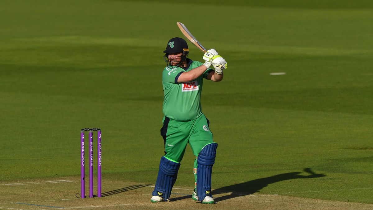 Paul Stirling can hit the ball miles!