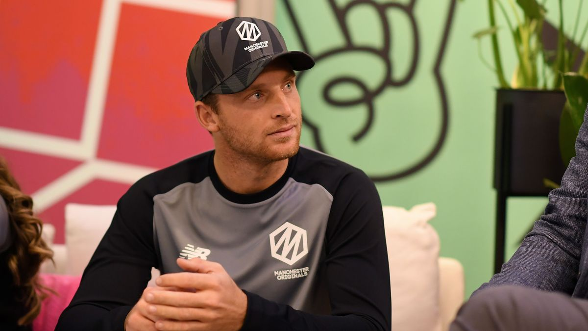Jos Buttler is ready to see who Manchester Originals select. Are you?