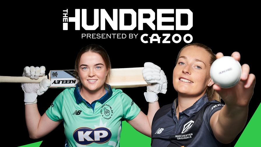 The Hundred fixtures: Competition blazes a trail as it launches with a women's match