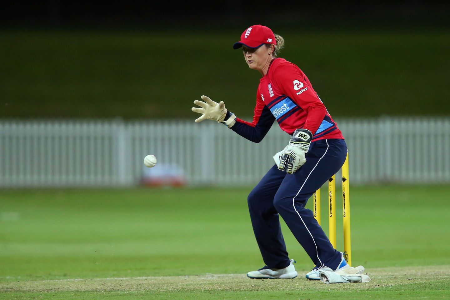Sarah Taylor is one of England's greatest ever keepers