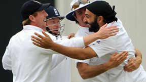 Old Trafford, Day 3, 2008: Panesar spins England to victory