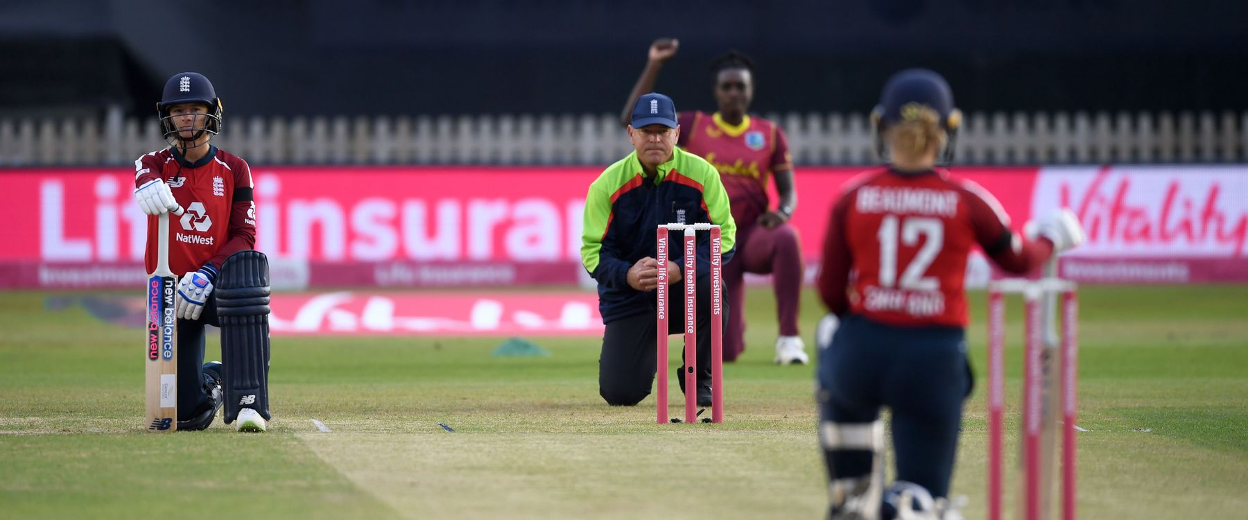 The ECB has reaffirmed its commitment to drive out all forms of discrimintaion from cricket