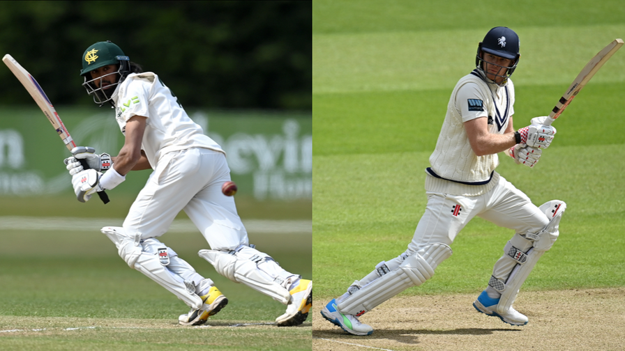 Billings and Hameed added to England Men's Test squad