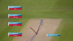 Root out lbw Wagner