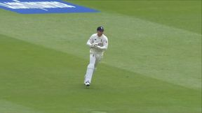 Wagner out caught Bracey bowled Robinson
