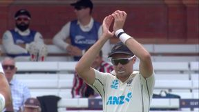 Burns out caught Southee bowled Wagner