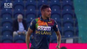 Roy wicket - c Gunathilaka b Chameera