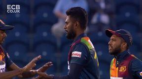 Malan wicket - b Udana