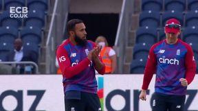 Hasaranga wicket - c Jordan b Rashid