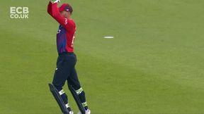 Gunathilaka wicket - c Buttler b Jordan