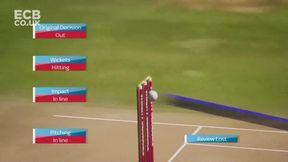 Kusal wicket - lbw Livingstone