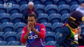 Hasaranga wicket - st Bairstow b Rashid