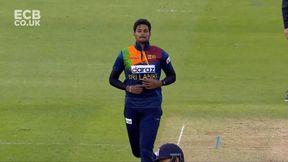 Bairstow wicket - b Fernando