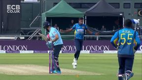 Ali out - B Chameera