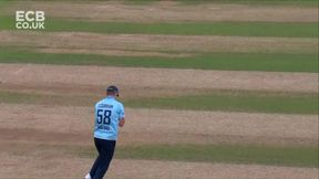 Shanaka out - Ct S Curran B Willey