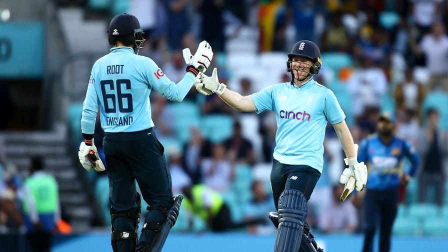 England Men unchanged for Pakistan Royal London ODIs