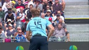 Nissanka out - Ct Bairstow B Willey