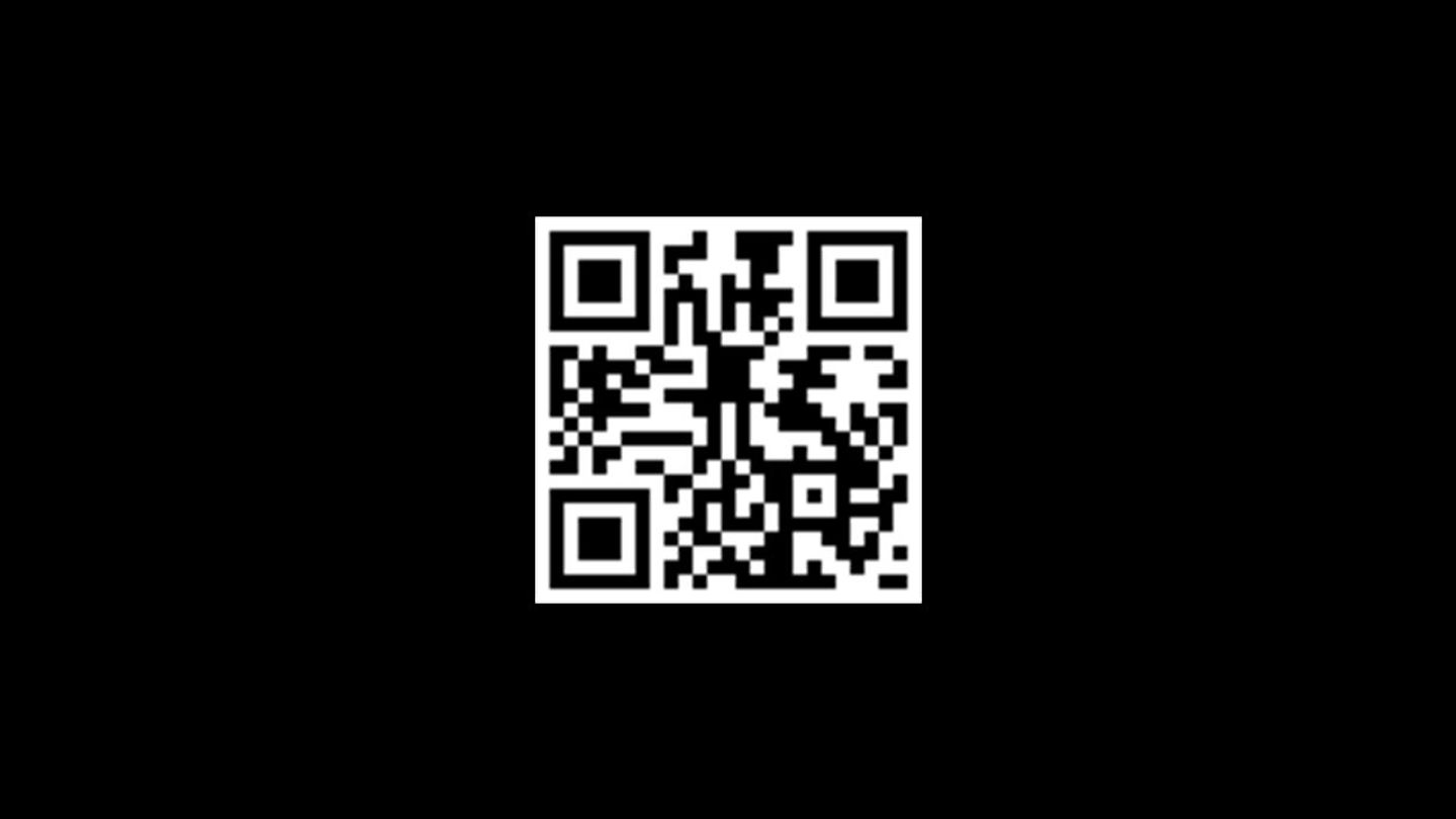 Scan the QR code to download The Hundred App