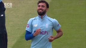 Faheem wicket - c Simpson b Mahmood