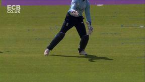 Rizwan wicket - ct Simpson b Gregory