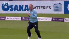 Shadab wicket - c Parkinson b Gregory