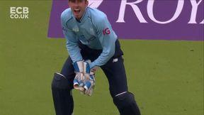 Rizwan wicket - ct Simpson b Mahmood
