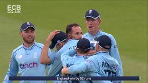 Rauf wicket - c Simpson b Gregory