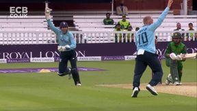 Ashraf wicket - c Simpson b Parkinson