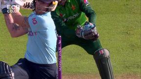 Stokes out - Ct Rizwan B Shadab Khan