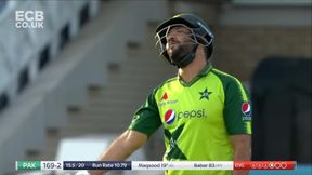 Maqsood out - Ct Willey B T Curran