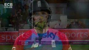 Livingstone wicket c Shaheen b Shadab