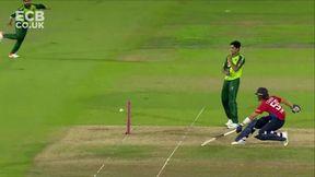 Curran wicket - run out Shadab
