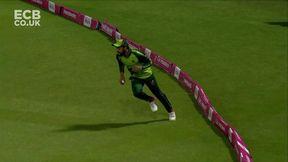 Willey wicket - c Shadab Khan b Haris Rauf