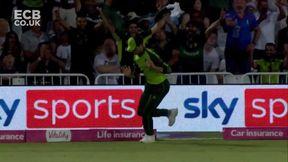 Gregory wicket - c Shaheen b Shadab