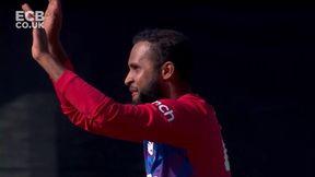 Rizwan wicket c & b Adil Rashid