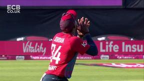 Shaheen Afridi wicket c Jordan b Mahmood