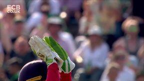 Azam Khan wicket st Buttler b Parkinson