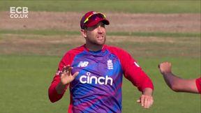 Babar Azam wicket c Malan b Mahmood
